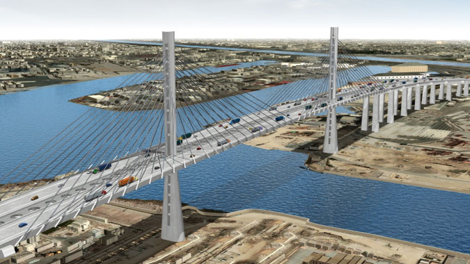 gerald desmond bridge new
